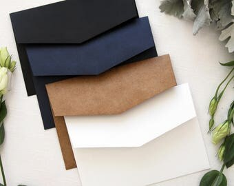 High-quality premium paper envelopes, all colors available, brown envelopes, black envelopes, navy envelope white envelopes, stationery