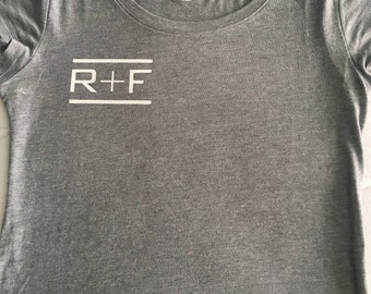 R+F Short Sleeve Woman's T-Shirt