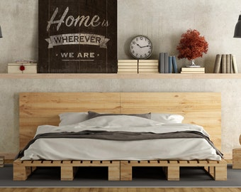 Home Is Wherever We Are Rustic Home Decor Art Rustic Art Home is Where The Heart Is Home Decor Simulated Wood Sign