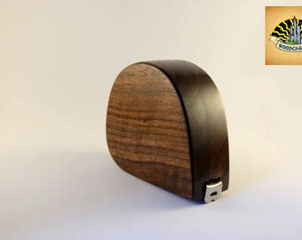 Woodcastle's wooden tape measures
