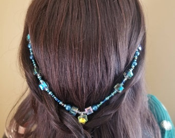 Color Shifting Hair Chain