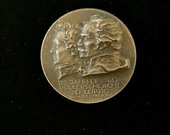 Vintage Leipzig Pin