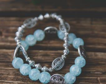 Bracelet. SKY BLUE