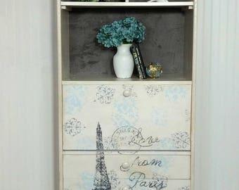 French Inspired Secretary Desk