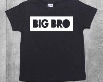 BIG BRO SHIRT | Big Brother Shirt | Big Brother Announcement | Little Brother Shirt | Lil Bro Shirt | Big Brother Announcement | Big Brother