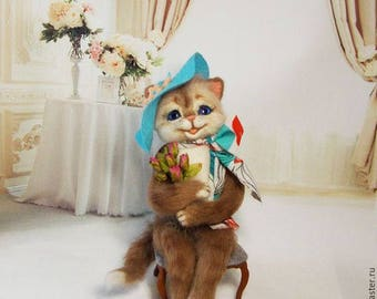 Kitty, toy, cute gift