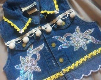 Custom made Vest