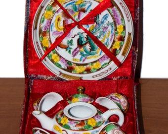 Chinese Vintage Tea Set