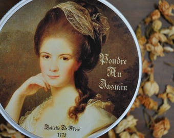 "XVIII Secolo - Versione Tableau - ""Poudre Au Jasmin"" (""Polvere Di Gelsomino"")"