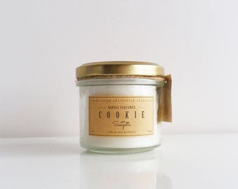 Cookie - Scented handcrafted soy wax