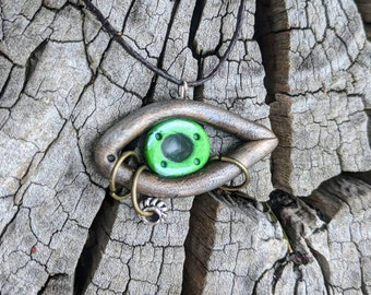 Mystic Eye Pendant