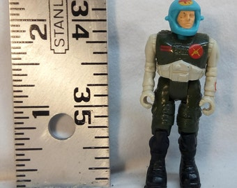 "Vintage 1986 Coleco Starcom Vic ""Dakota"" Hayes Action Figure"