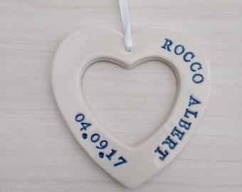 Baby Boy gift - Baby Boy Keepsake - New Baby Gift - Personalised Baby Gift - Naming Ceremony Gift - Christening Gift Boy