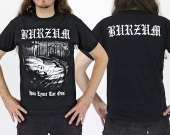 BURZUM: Hvis Lyset Tar Oss T-shirt