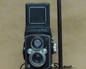Yashica Mat Camera Lamp