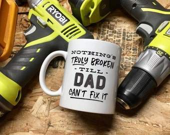 Funny Father's Day Mug / Dad Jokes / Gift for Dad / Dad Mug / Dad Jokes Mug / Father's Day Gift / dad birthday gift / jokes mug / funny mug