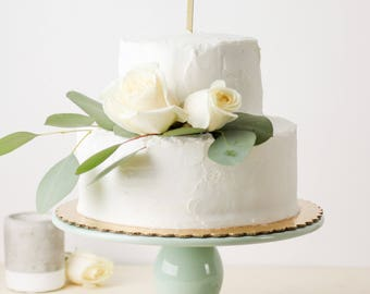 Amour Cake Topper