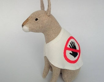 Sign Rabbit 1