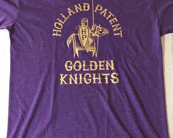 Holland Patent Golden Knights Tee