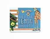 The Little Lemon that Leapt | Hardcover Children's Book