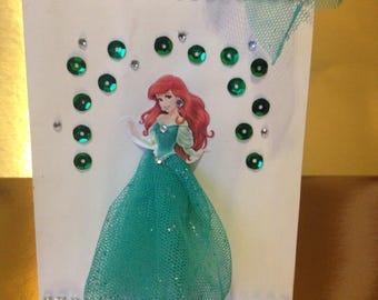 Mermaid goodie bags SET OF 12