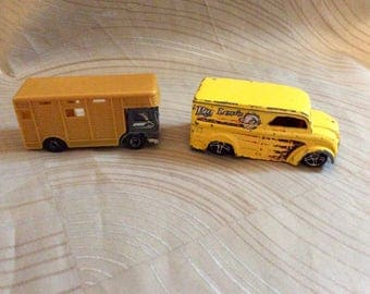 hot wheels,vintage hotwheels and matchbox, collectors vehicles,vintage toy, vintage,collectors Hot wheels, Matchbox,toy car, 2 for 5 dollars