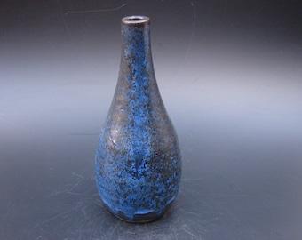 Rare Gerhard Liebenthron studio pottery vase West German ceramics Modernist