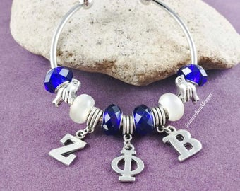 Zeta Phi Beta Bangle