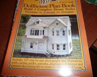 Colonial Dollhouse Etsy