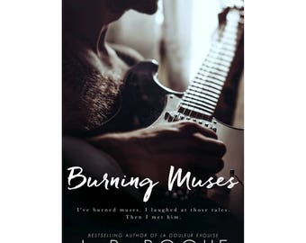 Burning Muses Signed Paperback