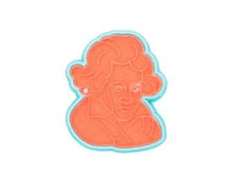Cookie cutter:Ludwig van Beethoven Ludwig van Beethoven