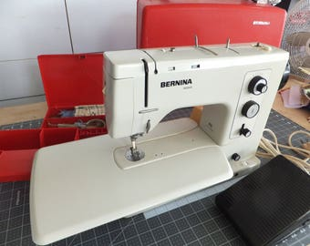 Vintage Bernina Record 830 Sewing Machine