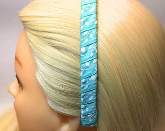 White Vine Headband