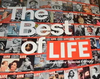 The Best of Life / Subscribers' Special Edition / Time-Life Books / NY / 1973 / photographs / LIFE magazine / LIFE / best photographs