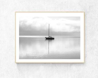 Stillness Premium Print