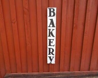 Bakery Farmhouse Sign - Bakery Rustic Sign - Rustic Wood Sign - Bakery Decor - Kitchen Sign - Farmhouse Bakery Sign - Bakery Sign