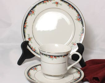 Dessert Service by Royal Five Stars GPK, Germany Tea or Coffee Service