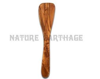 20 cm olive wood spatula. Olive Wood Spatulas