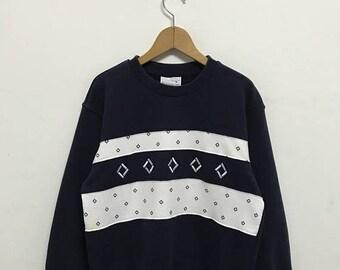 20% OFF Vintage Sergio Tacchini Sweatshirt/Sergio Tacchini Sportwear/Sergio Tacchini Pullover/Sergio Tacchini Sweater