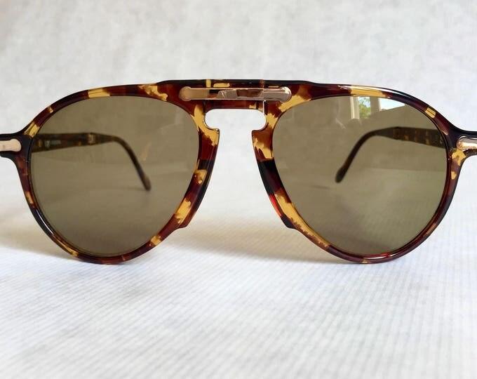 Hugo Boss by Carrera 5156 Folding Vintage Sunglasses - New Unworn Deadstock