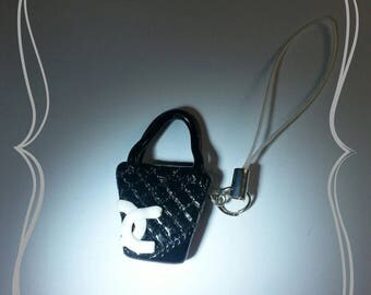 """Ch * nel handbag"" phone accessory"