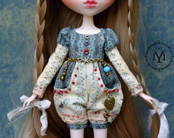 "Pullip Bloomers ""Storyteller II"". With Pockets"