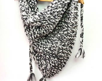 THERESE scarf wool scarf