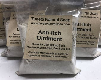 Anti-Itch Ointment - handmade, natural product