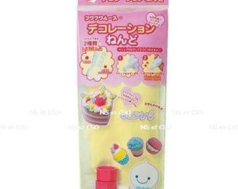 Fuwa fuwa whipped cream butter & 2 caps