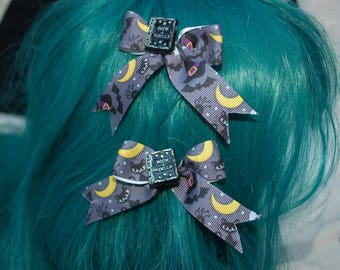 Book of Spells witchcraft Bows