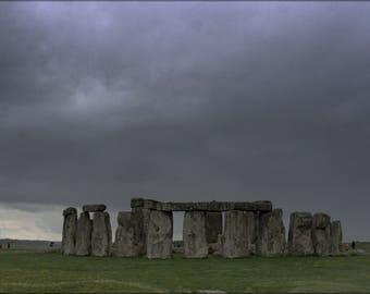 Poster, Many Sizes Available; Stonehenge 2007