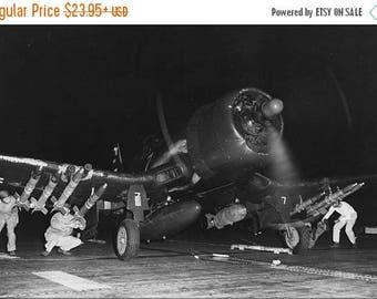 20% Off Sale - Poster, Many Sizes Available; Vought F4U-4B Corsair Marine F Sq (Vmf-214) Blacksheep 1950