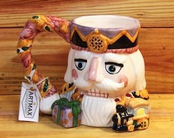 ON SALE Holiday Coffee Mug.  Box 176