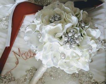 Bridal Wedding BROOCH BOUQUET